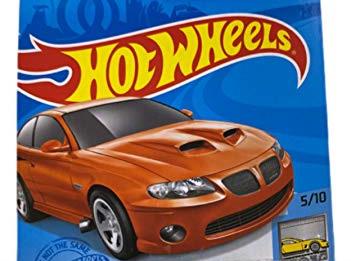 Hot Wheels Factory Fresh '06 Pontiac GTO