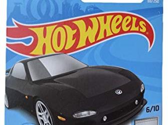 Hot Wheels Factory Fresh '95 Mazda RX-7