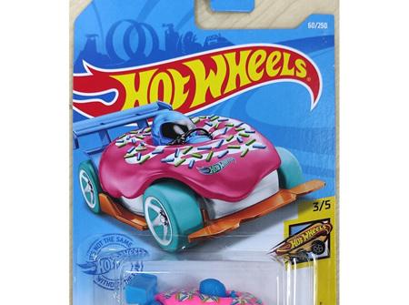 Hot Wheels Fast Foodie Donut Drifter