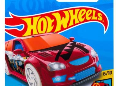 Hot Wheels HW Art Cars Audacious