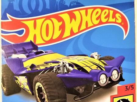 Hot Wheels HW Daredevils Blade Runner