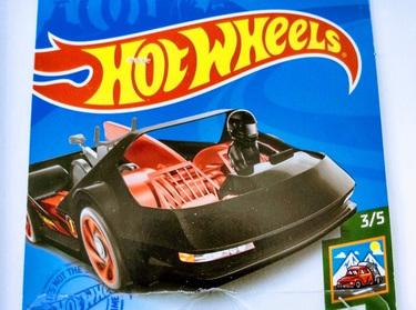 Hot Wheels HW Getaways Deora III