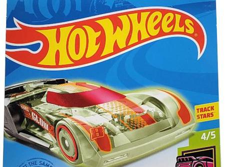 Hot Wheels HW Glow Racers Lindster Prototype