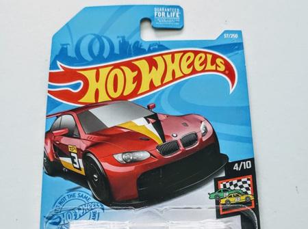 Hot Wheels HW Race Day BMW M3 GT2