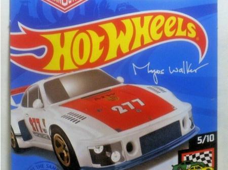 Hot Wheels HW Race Day Porsche 935