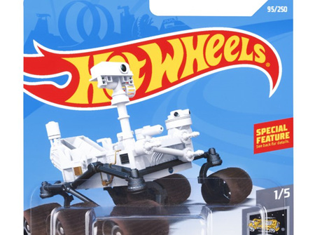 Hot Wheels HW Space Mars Perseverance Rover