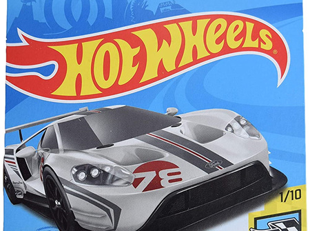 Hot Wheels HW Speed Graphics 2016 Ford GT Race