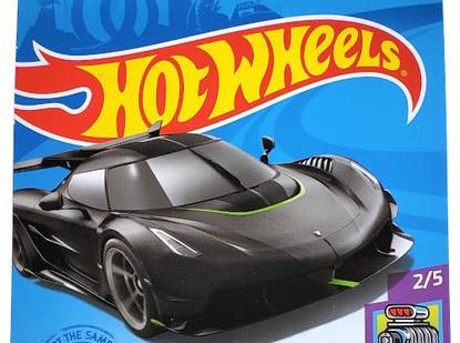 Hot Wheels HW Torque 2020 Koenigsegg Jesko