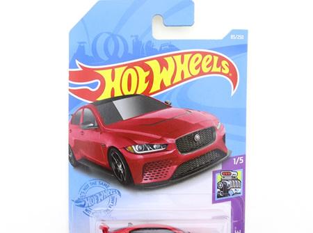 Hot Wheels HW Torque Jaguar XE SV Project 8