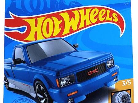 Hot Wheels HW Turbo '91 GMC Syclone