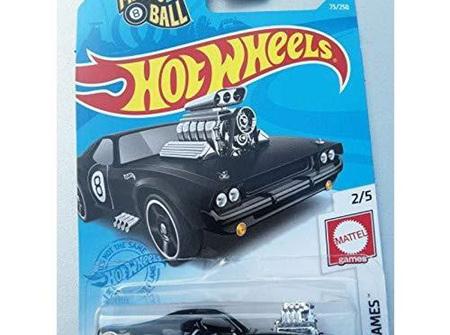 Hot Wheels Mattel Games Rodger Dodger