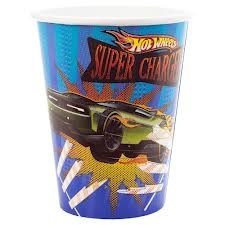 Hot Wheels Party Cups