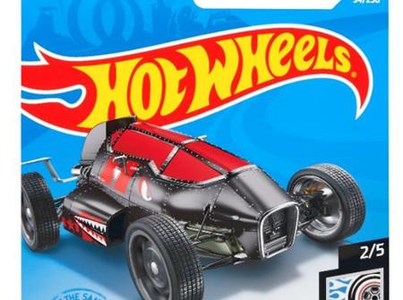 Hot Wheels Rod Squad 2 Jet Z