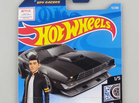 Hot Wheels Rod Squad Ion Motors Thresher