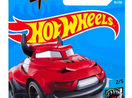 Hot Wheels Street Beasts Steer Clear
