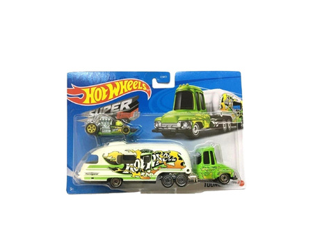 Hot Wheels Super Rigs Tooned Up
