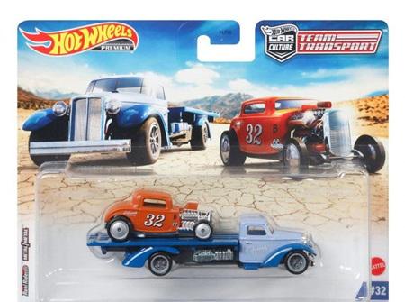 Hot Wheels Team Transport 32 Ford & Speed Waze