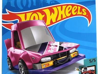 Hot Wheels Tooned Manga Tuner