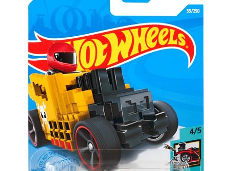 Hot Wheels Tooned Pixel Shaker