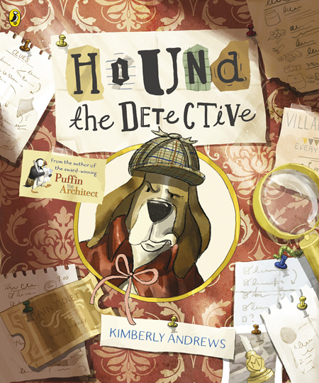Hound the Detective (PRE-ORDER ONLY)
