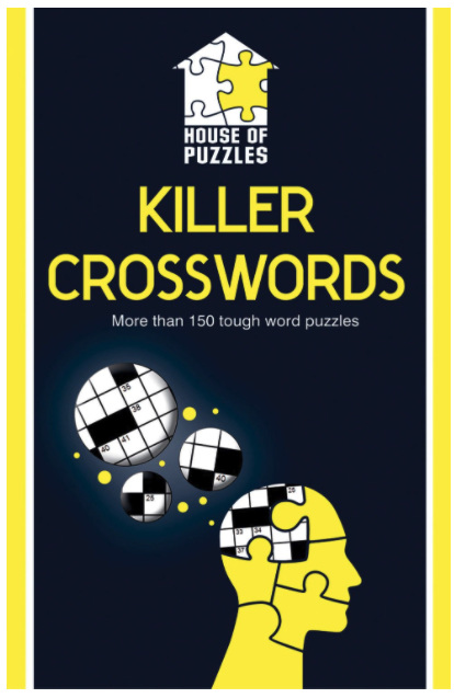 House Of Puzzles: Killer Crosswords