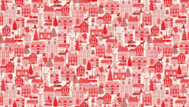 Houses Red 2127/R