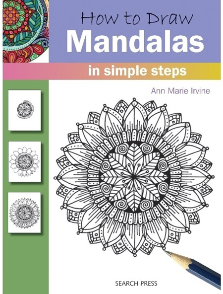 How to Draw: Mandalas - In Simple Steps
