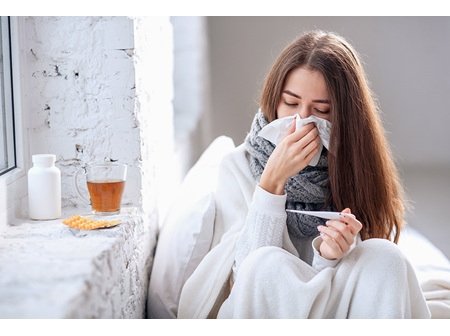 How to Tell if its a Cold or the Flu