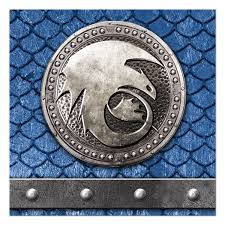 How  to Train your Dragon - Beverage Napkins x 16