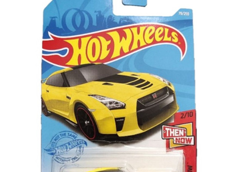How Wheels Then And Now '17 Nissan GT-R (R35)