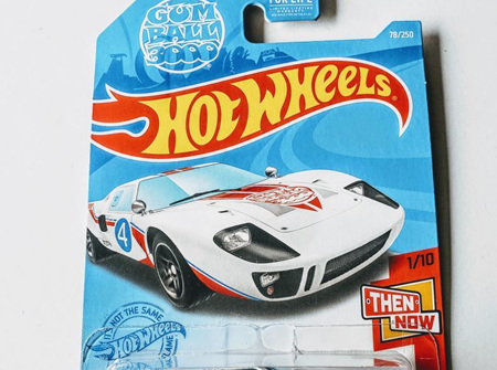 How Wheels Then And Now Ford GT-40