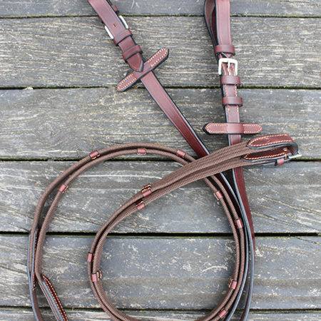 HP Extended English Reins