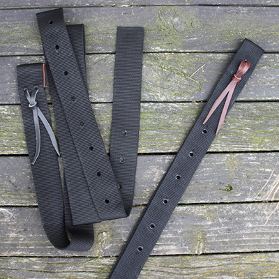 HP Latigo Set for Buckle Girths (Western)