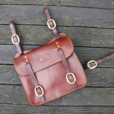 HP Saddle Bag