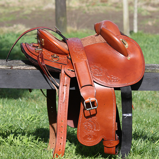 HP Swinging Fender Saddle Package—made to your specs