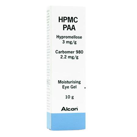 HPMC PAA GEL 0.3% 10G