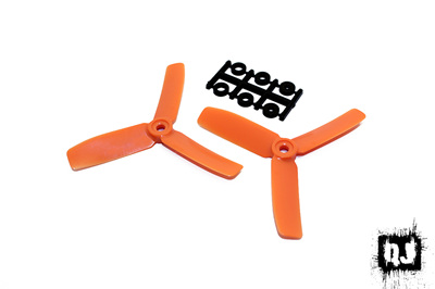 HQ Props - 4040 - 3 Blade - 1 Pair