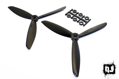 HQ Props - 6045 - 3 Blade - 1 Pair