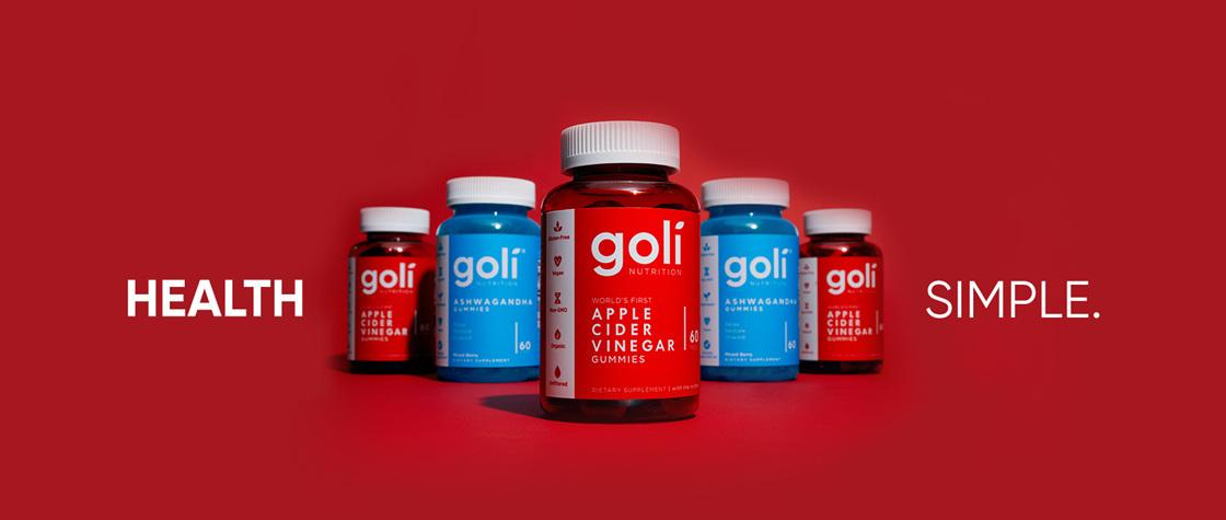 Introducing Goli Gummies!