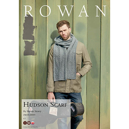 Hudson Scarf by Martin Storey