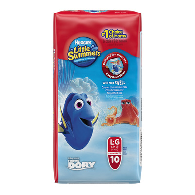Huggies Large Packet (14+ Kgs)
