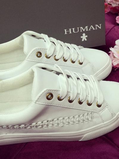Human Premium Corby Sneakers