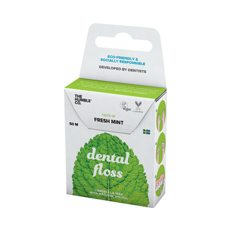Humble Natural Dental Floss - 50m