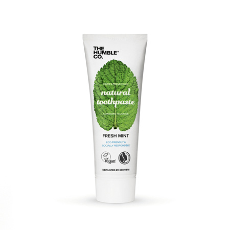 Humble Natural Toothpaste Mint - 75g