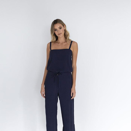 HUMIDITY STRIDE PANT IN NAVY