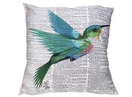 Hummingbird Cushion Cover