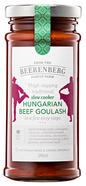 Hungarian Beef Goulash - 240ml