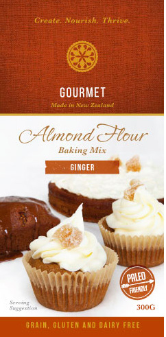 Hunter Gatherer Gourmet Almond Flour Baking Mix  - Ginger