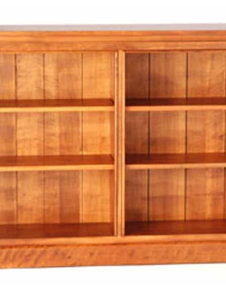 Hunters Long Bookcase