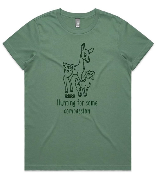 Hunting For Some Compassion T-Shirt